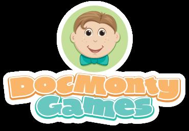 DocMonty Games Logo